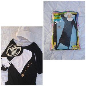 Nun Better Costume Religious Standard Adult